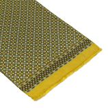 men - SCARVES - SILK Artemisia Giallo