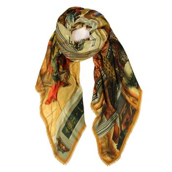 women - SCARVES AND LONG SCARVES - MDCRIVELLI2020 Annunciazione