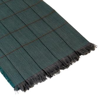 men - SCARVES - WOOL Aurelio Verde