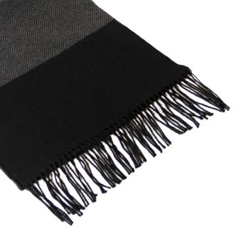 men - SCARVES - WOOL Claudio Grigio