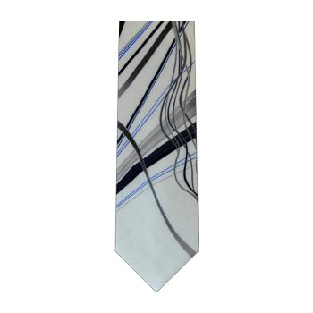 men - TIES - Printed Orlando Celeste