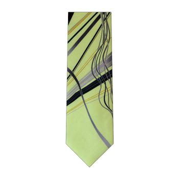 men - TIES - Printed Orlando Verde