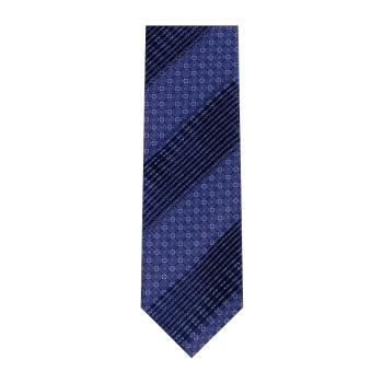 men - TIES - Pleated Maiolica Blu
