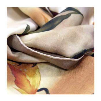 women - SCARVES AND LONG SCARVES - 70X180 SILK AE0001OM Fiordaliso
