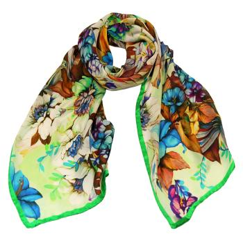 women - SCARVES AND LONG SCARVES - 45x180 Silk BF2957TS Giglio