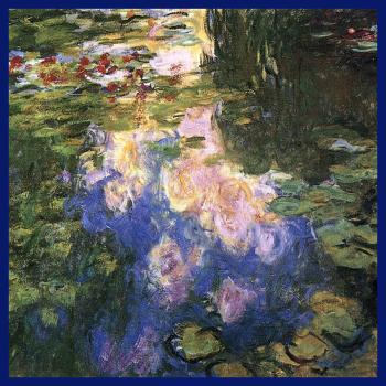 women - SQUARES - BP Estmon1 9018 Monet