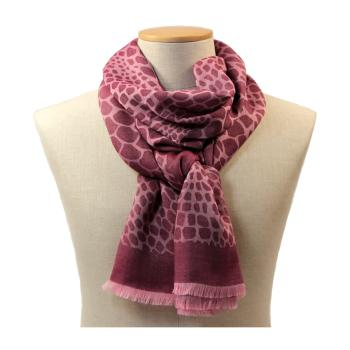 women - SCARVES AND LONG SCARVES - 70x200 wool cashmere silk Enea