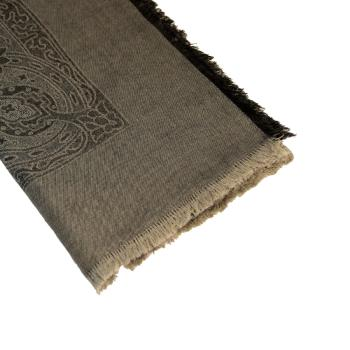women - SQUARES - 140x140 WOOL SILK CASHMERE FC1113FO Ducato