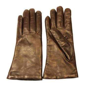 women - ACCESSORIES - GLOVES GD0003CL Nappa di pelle. Prodotto artigianalmente in Italia.