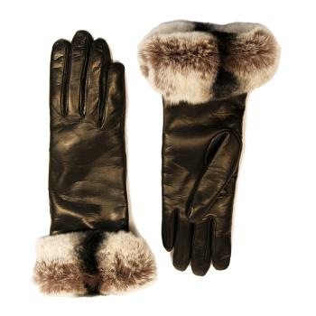 women - ACCESSORIES - GLOVES GD0102TI Nappa di pelle. Prodotto artigianalmente in Italia.