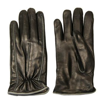 men - ACCESSORIES - GLOVES GU0002GR Fodera: 100% cachemire.