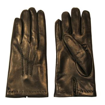 men - ACCESSORIES - GLOVES GU0005ZE Nappa di pelle. Prodotto artigianalmente in Italia.