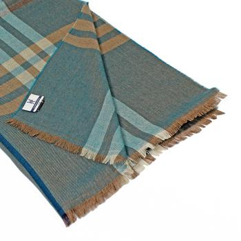 men - SCARVES - CACHEMIRE HE0001MA Sciarpa in cachemire (70%) e seta (30%) 70x200 cm Made in Italy