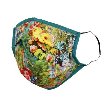 women - Face Mask MSK MONET VERDE MONET VERDE