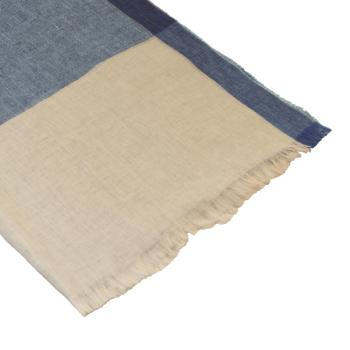 women - SCARVES AND LONG SCARVES - 80x200 Linen NO0001MA Stola in lino 80x200 cm. Made in Italy