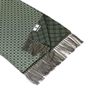 men - SCARVES - DOUBLE SILK UM0004MR Sciarpa in twill di seta doppiata 35x180 cm Made in Italy