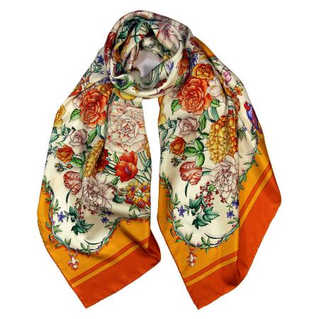 women - SCARVES AND LONG SCARVES - AECLORI20MA CLORI STOLA