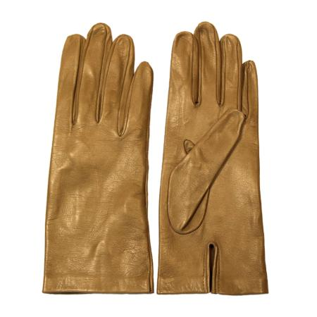 women - ACCESSORIES - GLOVES GD0001LE Nappa di pelle. Prodotto artigianalmente in Italia.