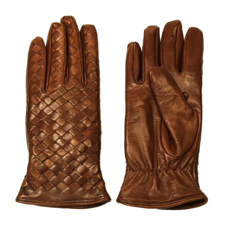 men - ACCESSORIES - GLOVES GU0001MA Nappa di pelle. Prodotto artigianalmente in Italia.