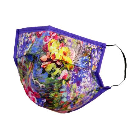 women - Face Mask MSK MONET VIOLA MONET VIOLA