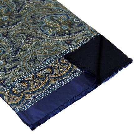 men - SCARVES - Silk lined in wool SE0003LA Caravaggio