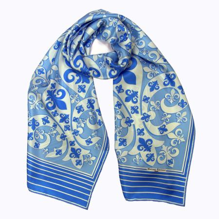 women - SCARVES AND LONG SCARVES - STLILIUM20MA SCIARPA LILIUM