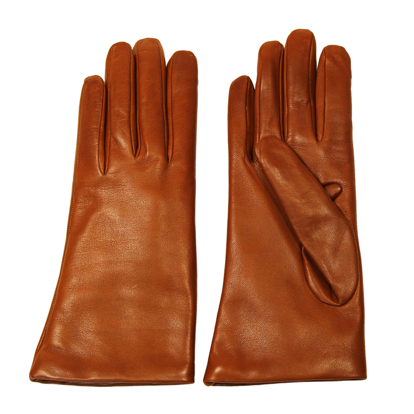 women - ACCESSORIES - GLOVES Clio Tabacco