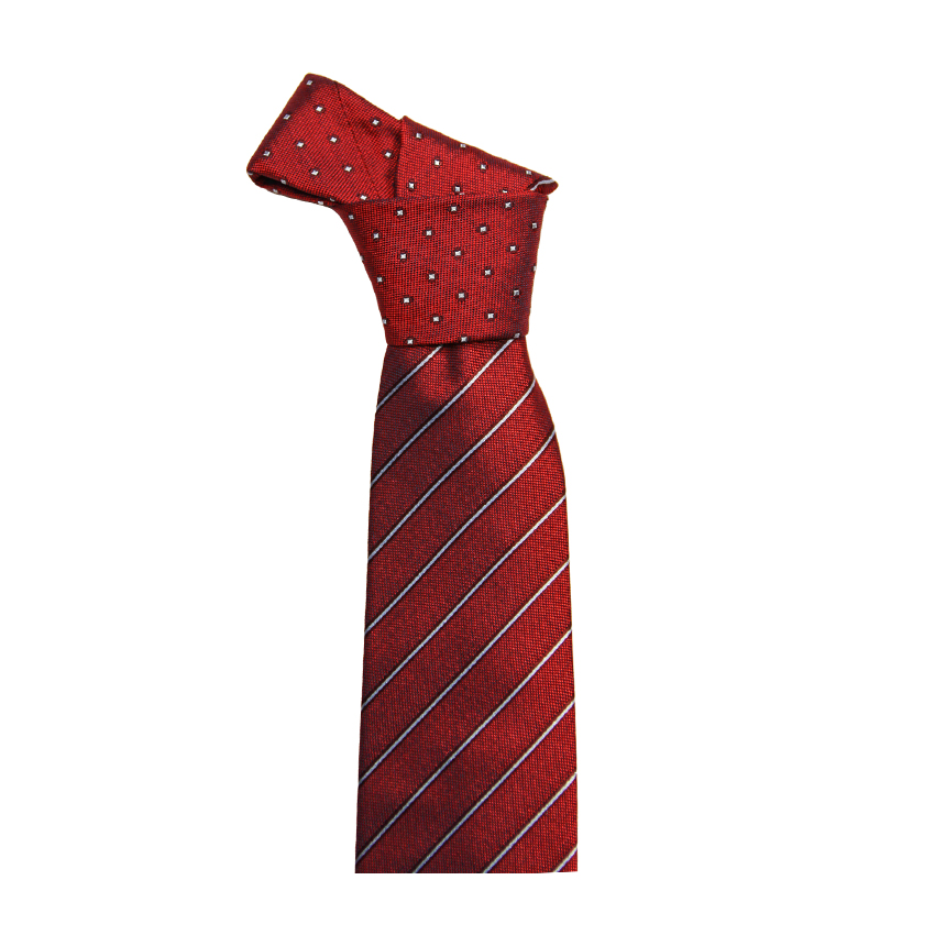 men - TIES - Palacodino Jacquard D'Azeglio Bordeaux