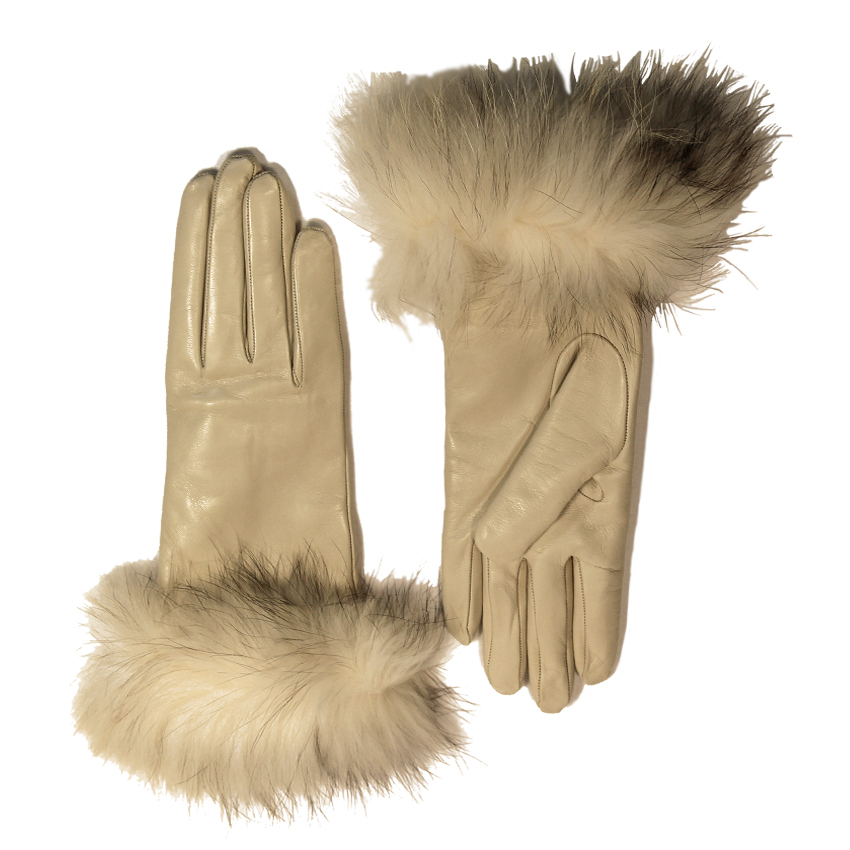 women - ACCESSORIES - GLOVES Egeria Bianco