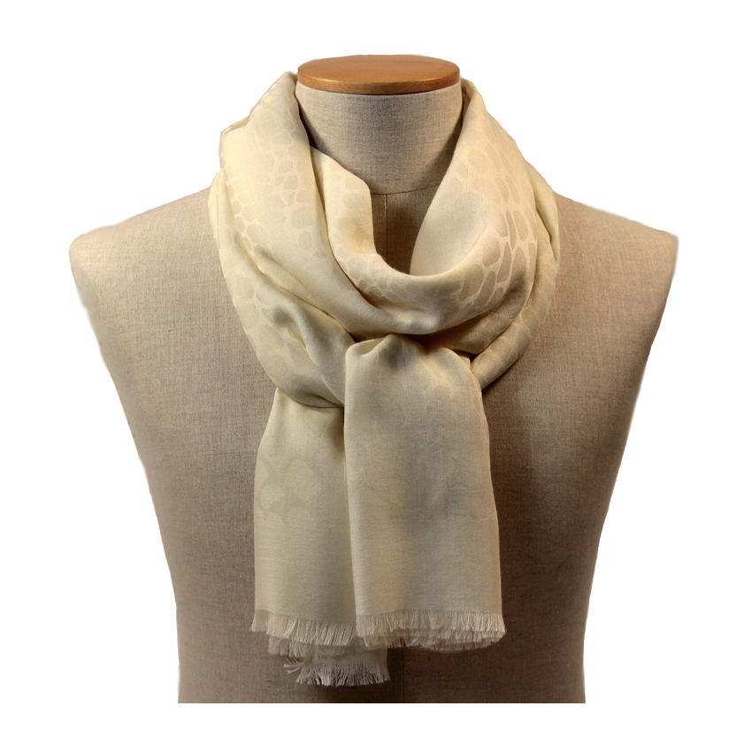 women - SCARVES AND LONG SCARVES - 70x200 wool cashmere silk Enea Bianco