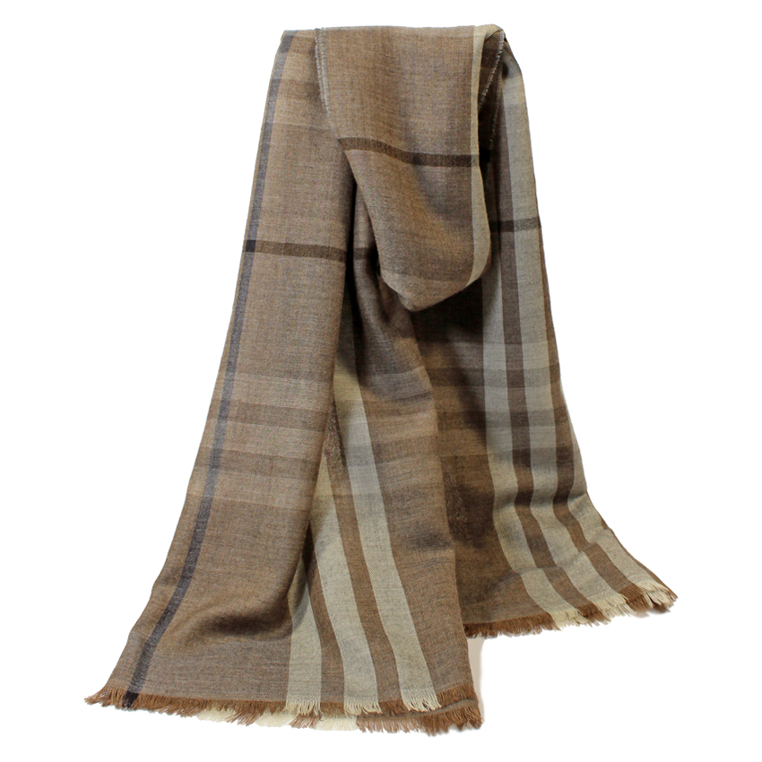 men - SCARVES - CACHEMIRE Ettore Marrone