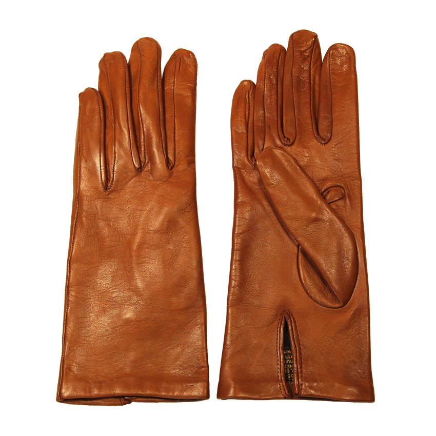 women - ACCESSORIES - GLOVES Galatea Tabacco