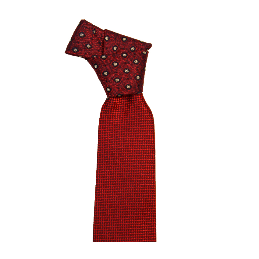 men - TIES - Palacodino Jacquard Gioberti Bordeaux