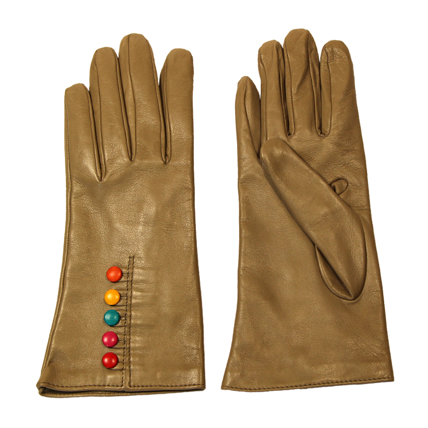 women - ACCESSORIES - GLOVES Iride Beige