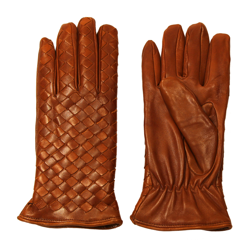men - ACCESSORIES - GLOVES Maestrale Tabacco