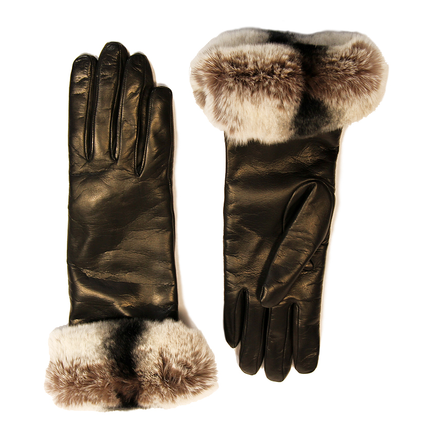 women - ACCESSORIES - GLOVES Tisbe Nero